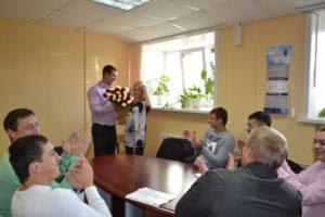 От всей души поздравляем с днем рождения нашего сотрудника, заместителя руководителя РЦ «Успех-Нации», Огорельцеву Ирину Владимировну!