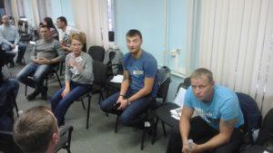 Волонтеры и специалисты РНЦ «Успех-Нации» продолжают получать новые знания в области реабилитации зависимых от ПАВ.
