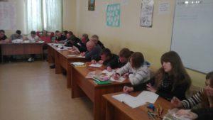 Групповой тренинг с психологом-наркологом, врачом высшей категории - Патрушевой Л.М.