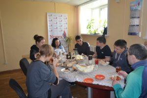 Окончание полного курса реабилитации резидента Анатолия из г. Пермь.
