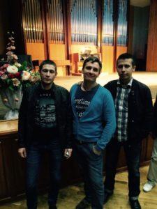 Резиденты и персонал РНЦ «Успех-Нации», г. Сочи, посетили концерт органной музыки.