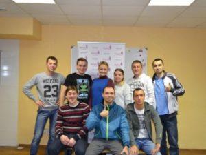 Встреча новичков в центре социальной адаптации «Успех-Нации» (постлечебная программа).