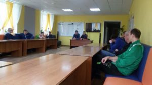 Гости БУ комитета