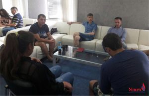 Наши специалисты продолжают своё обучение в г. Новосибирске
